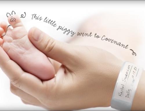 """Covenant Medical Center – """"Family Birth Center"""" (2016)"""